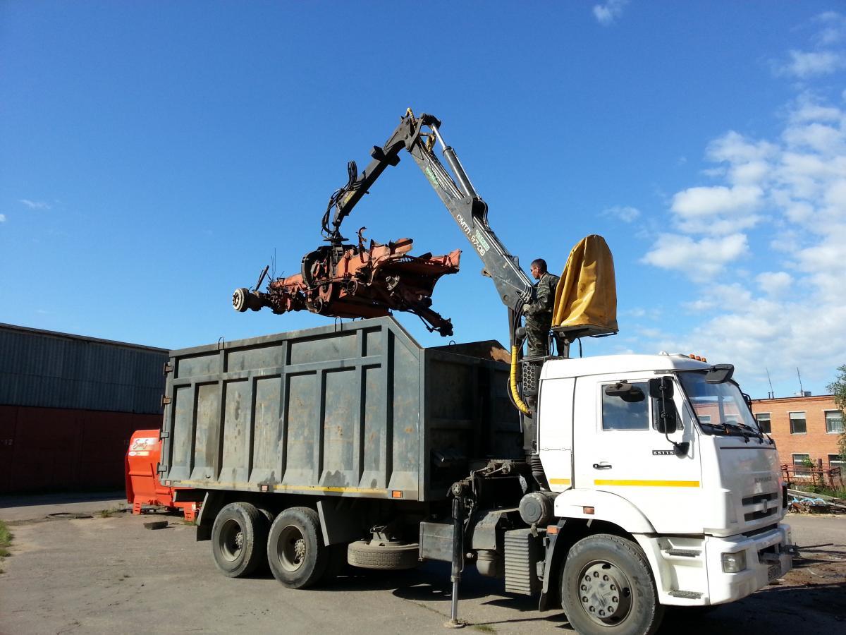 Сбор металлолома вывоз в Пущино сдать цветмед в Кузьмино