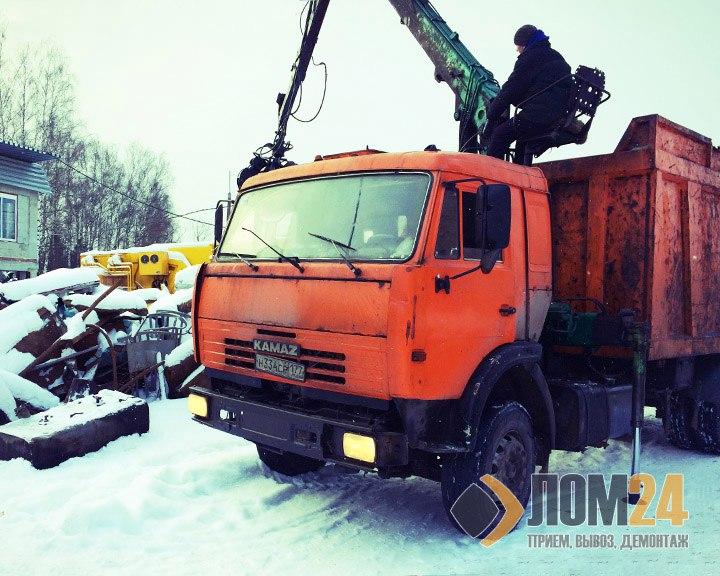 Вывоз металлолома цена в Вербилки цена на лом нихрома в Протвино