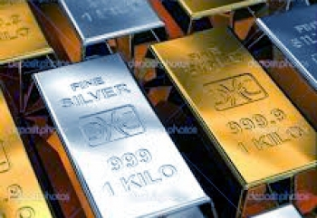 Золото в 2014 году до 1272 доллара за унцию