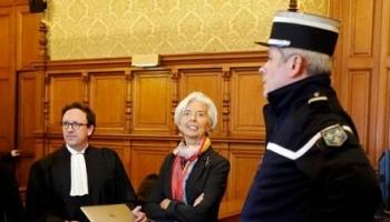 Французский суд признал главу МВФ Лагард виновной в халатности, но не наказал ее - Цензор.НЕТ 5600