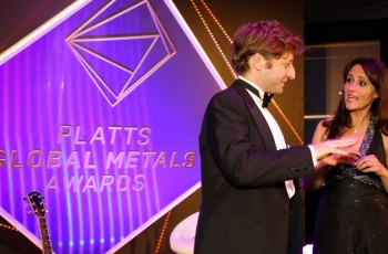 Победители Platts Global Metals Award - 2016