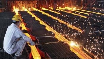 Китай обновил рекорд производства стали