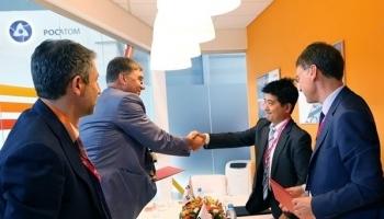 ЕВРАЗ подписал трехстороннее соглашение о сотрудничестве в ...